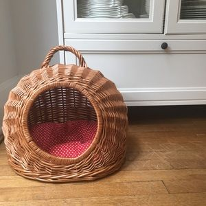 Cool Boho Kitty Cat Cave / Bed / House